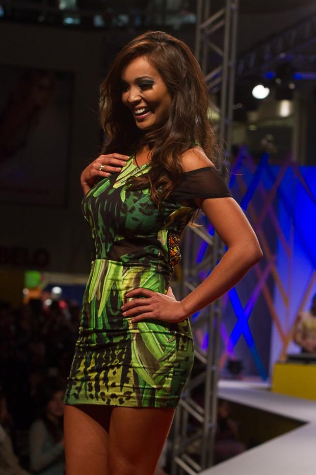 Carol Nakamura  (Foto: Amauri Nehn/Foto Rio News)