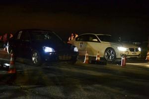 Racha Noturno Autódromo de Caruaru (Foto: Divugação G83)