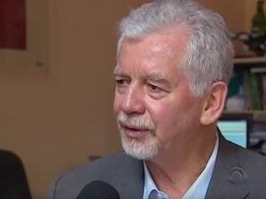 Prfeeito José Fortunati Uber Porto Alegre (Foto: Reprodução/RBS TV)