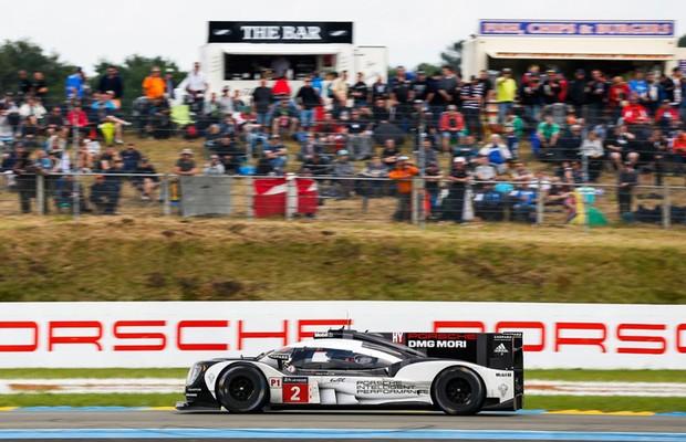 Porsche vence 24 Horas de Le Mans (Foto: Divulgação)