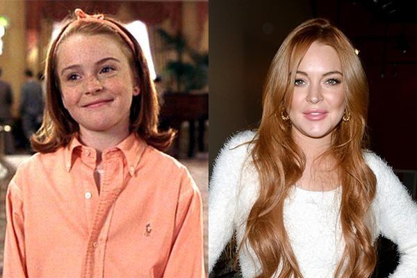 Lindsay Lohan tinha 12 anos quando interpretou as gêmeas Hallie e Annie em 'Operação Cupido'. E ela cresceu em frente as câmeras: como não lembrar de 'Sexta-feira Muito Louca' 'Confissões de uma Adolescente em Crise' e 'Meninas Malvadas'? (Foto: Divulgação/Getty Images)