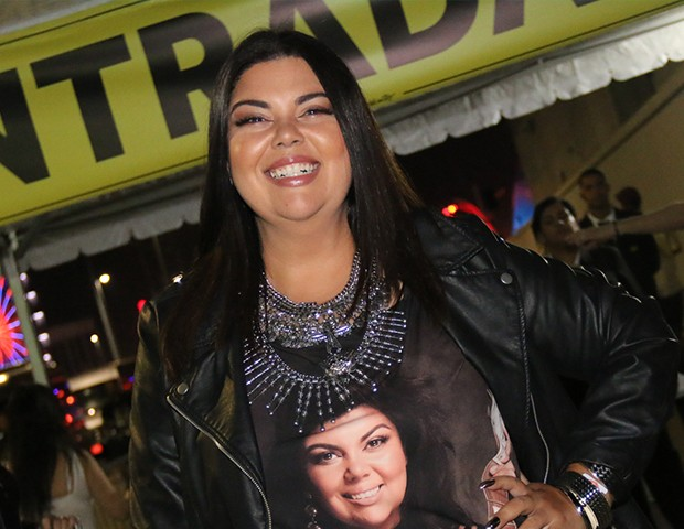 Fabiana Karla (Foto: Fabio Moreno/ AgNews)