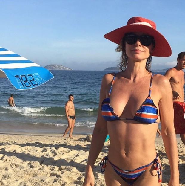 Paula Burlamaqui (Foto: Reprodução/Instagram)