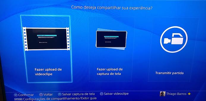 Salvamento de arquivos mudou após update (Foto: Thiago Barros/Reprodução)
