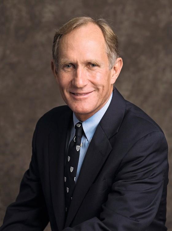 O bioquímico Peter Agre,professor na Universidade Johns Hopkins.Ele pensou em entrar  para a política,mas desistiu  diante dos custos (Foto: Divulgação/Nobel)