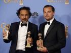 Globo de Ouro 2016: 'O regresso' é o grande vencedor da premiação