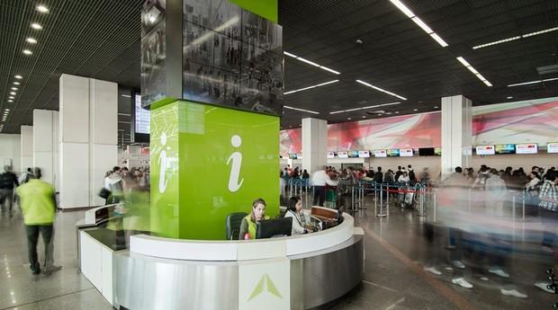 Consórcio dos aeroportos de Brasília e de São Gonçalo do Amarante acumula dívidas