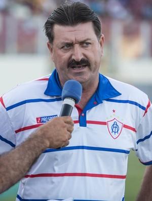 Leandro Campos, técnico do Itabaiana (Foto: Filippe Araújo)