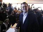 Vice-presidente do governo confirma vitória do PP nas eleições da Espanha