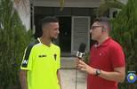 Direto da Maravilha: volante Sapé fala com Lucas Barros ao vivo no Globo Esporte