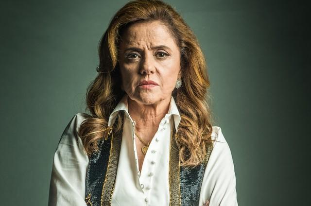 'O outro lado do paraíso': Marieta Severo será Sophia (Foto: Globo/Raquel Cunha)