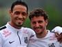 Trintões da Vila viram apostas do Santos na busca pelo título paulista