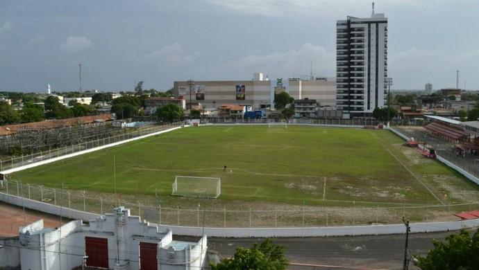 Estádio Glicério Marques (Foto: Rodolfo Santos/Arquivo Pessoal)