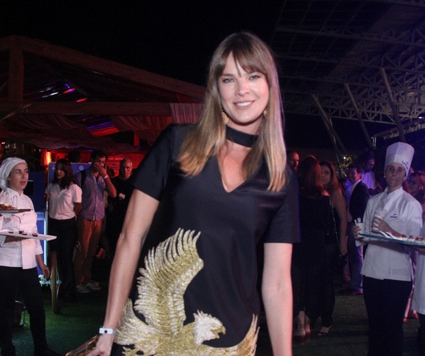 Letícia Birkheuer (Foto: Thyago Andrade/BRazil News)