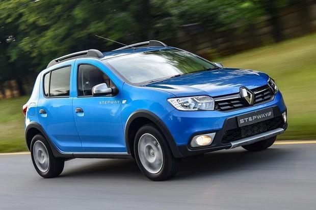 Novos Renault Logan e Sandero (Foto: Divulgação)