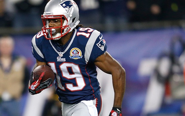 NFL Donte Stallworth New England Patriots (Foto: Agência Getty Images)