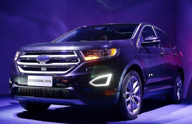 Novo Ford Edge (Foto: Divulgação)