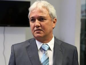 Juiz Odilon Marques Luz (Foto: Caio Loureiro/TJ-AL)