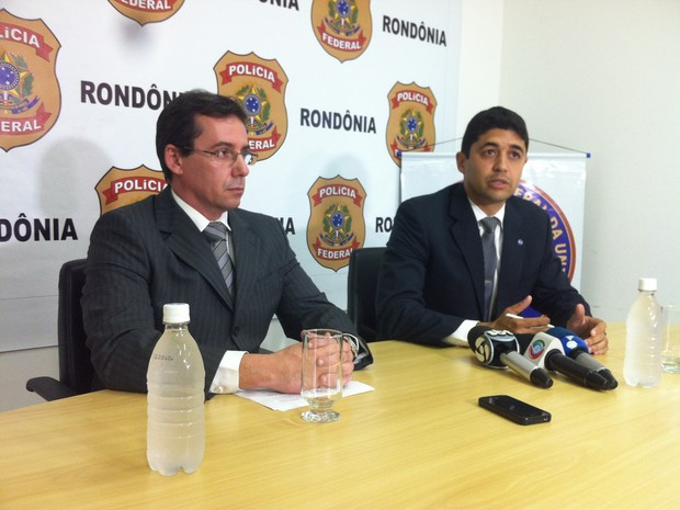 A PF e a CGU divulgaram nesta terça-feira resultados de investigações  (Foto: Karla Cabral/G1)