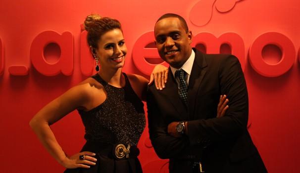 vem_aí: Daiane Fardin e Jairo Nascimento (Foto: Divulgação/RPC TV)