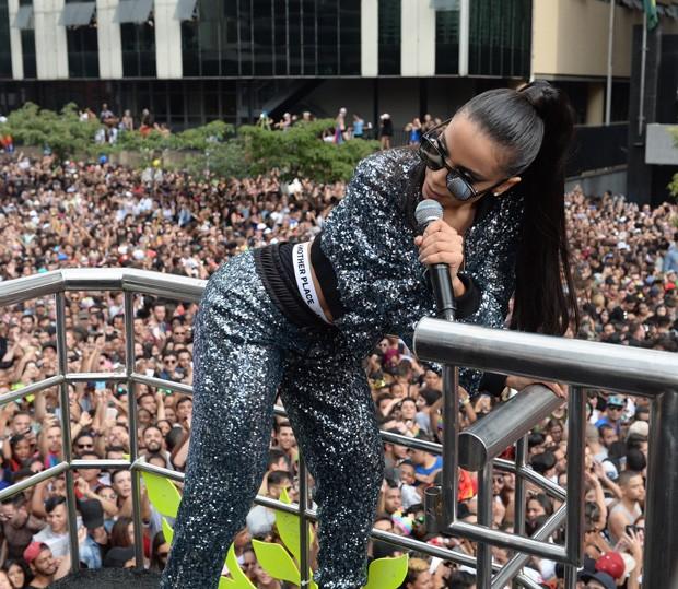 Anitta (Foto: Francisco Cepeda/AgNews )