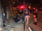Homem é morto a pedradas durante briga e suspeito espera polícia na PB