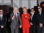 Orlando Bloom e Katy Perry viram Bill e Hillary Clinton para o Halloween