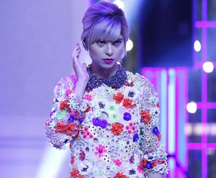 Ela é linda e está sempre na moda! (Foto: Ellen Soares/Gshow)