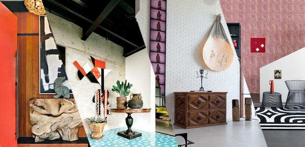 top 10 decora es para o hall de entrada casa vogue ambientes. Black Bedroom Furniture Sets. Home Design Ideas
