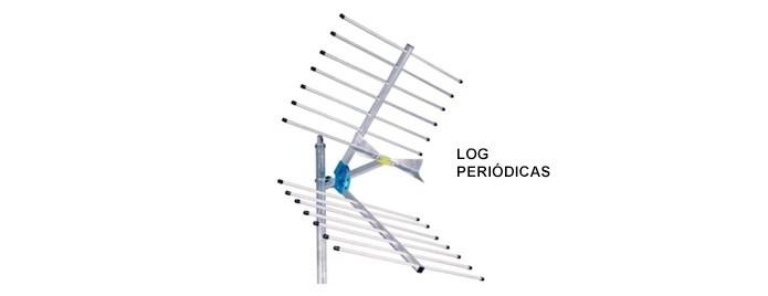 Antena UHF log periódica é a melhor para captura de sinal digital (Foto: Divulgação/DTV)