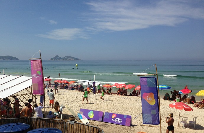 Jogos Cariocas de Verão (Foto: Eu atleta)