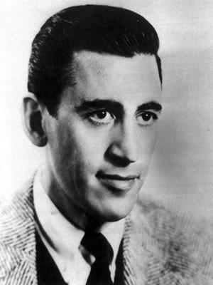 O escritor J.D. Salinger em foto de 1951 (Foto: AP)