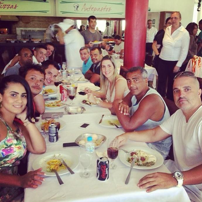 romario restaurante (Foto: Reprodução )