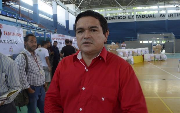 Tradicional Copa do Mundo Marcílio Dias poderá ser cancelada por falta de recursos (Foto: Cassio Albuquerque/GE-AP)