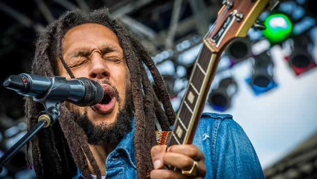 Julian Marley e The Wailers fazem show em Guaratuba (Foto: Divulgação/Joshua Timmermans)