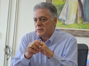 Gabriel Ferrato, prefeito de Piracicaba, 100 dias de governo (Foto: Thomaz Fernandes/G1)