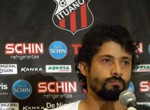 Cristian comenta que postura da equipe em campo é de campeão (Foto: Pedro Craveiro)