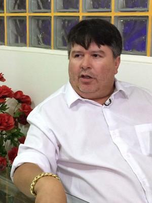 Sergio investiu em máquinas e funcionários em seu bingo em Porto Alegre (Foto: Zete Padilha/RBS TV)