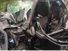 Acidente fere cinco pessoas na GO-139; quatro são da mesma família