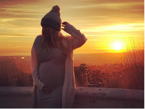 A atriz Jenna Jameson está esperando seu segundo filho (Foto: Instagram)