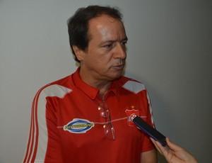 Watteau Rodrigues, presidente do Auto Esporte (Foto: Larissa Keren / GloboEsporte.com)