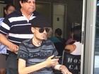 'Ainda sinto dores' diz Ken humano após ter alta do hospital