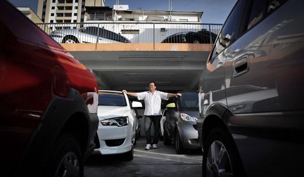 Wilson Gonçalves (Foto: Caio Kenji/G1)
