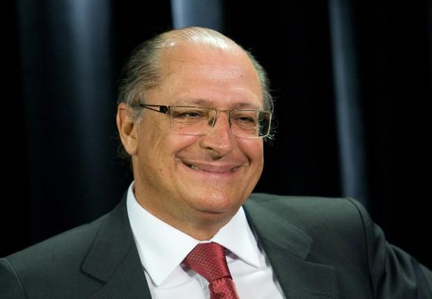 Alckmin diz que quer ser o