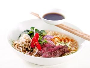 Miojo Pho é inspirado em prato vietnamita (Foto: Cristiano Lopes/Divulgação)