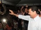 Maguito Vilela é reeleito prefeito de Aparecida de Goiânia no 1º turno