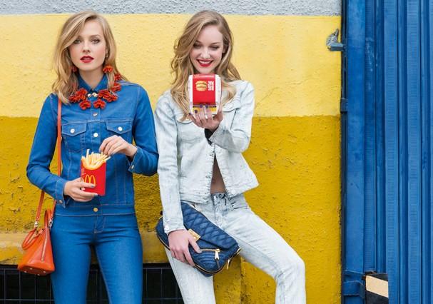 Entenda o que a sua compulsão alimentar que dizer (Foto: Lee Oliveira/Arquivo Glamour)