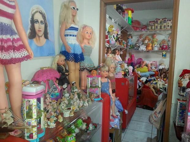 Hospital dos Brinquedos em Araxá completa 17 anos com doações para todo o Brasil (Foto: Hospital dos Brinquedos/Divulgação)