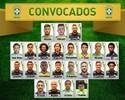 No retorno das eliminatórias, Tite volta a dar chance a Diego e Diego Souza