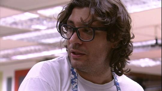 Ilmar avalia Paredão com Emilly: 'Se fosse com um da gente, não sei se ela voltaria'